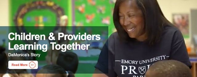 Children & Providers Learning Together